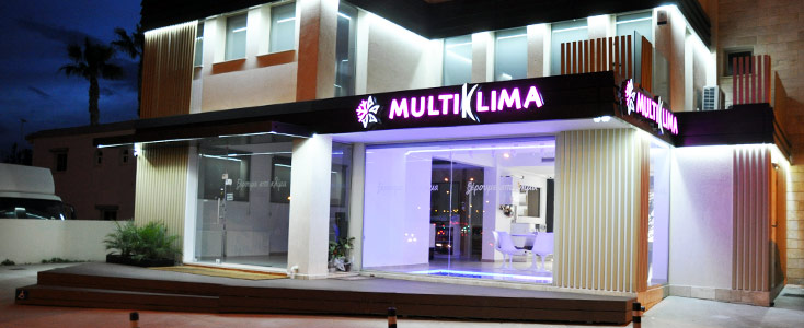 Multiklima Air conditioning